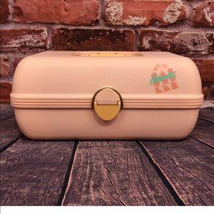 Vintage Caboodles Make-Up Storage Carrying Case